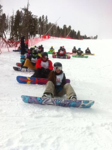 Surf de neu